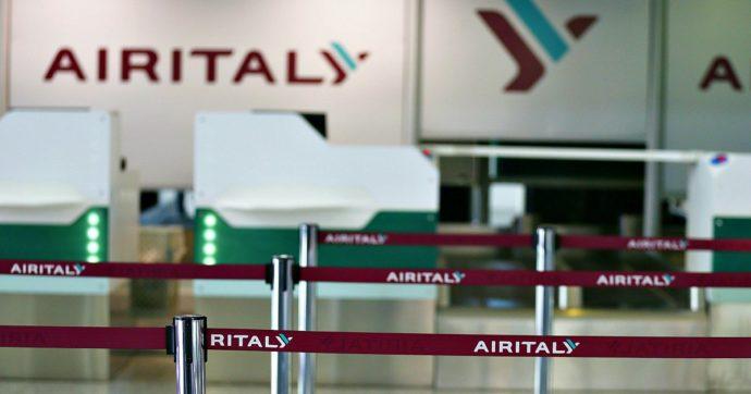 """Air Italy, vertice al Mit: dal governo """"forte irritazione"""". Chiesti """"percorsi alternativi alla liquidazione"""". Sit-in dei lavoratori a Malpensa"""