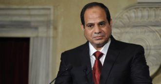 Dal sostegno agli abitanti di Gaza all'amicizia con Israele: il doppio ruolo di al-Sisi. Ma chi manifesta per la Palestina finisce in carcere