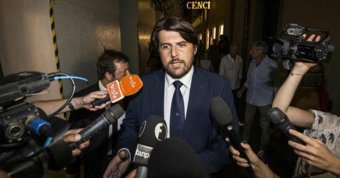 """Sardine, Buffagni (M5s): """"In piazza Santi Apostoli palco in stile U2. Pagano i Benetton?"""". Organizzatori: """"Tutto crowdfunding"""""""