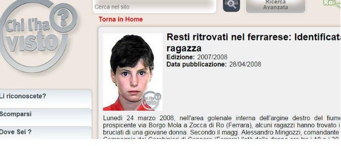 Rovigo, bruciata viva nel 2008 perché non voleva più prostituirsi: la Cassazione annulla (per la seconda volta) uno dei due ergastoli