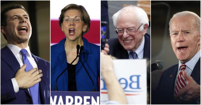 Primarie dem Usa 2020, stavolta i risultati sono chiari: nonno Bernie vince, Buttigieg insegue. Fuori i comprimari, anche eccellenti