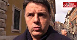 """Prescrizione, Renzi a IlFattoQuotidiano.it: """"Le ministre di Italia viva salteranno il voto in Cdm. Il compromesso con il M5s? Potrà arrivare"""""""