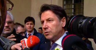 """Conte: """"Italia Viva? La principale forza di opposizione al governo. Non accetto ricatti"""" – Il video integrale"""