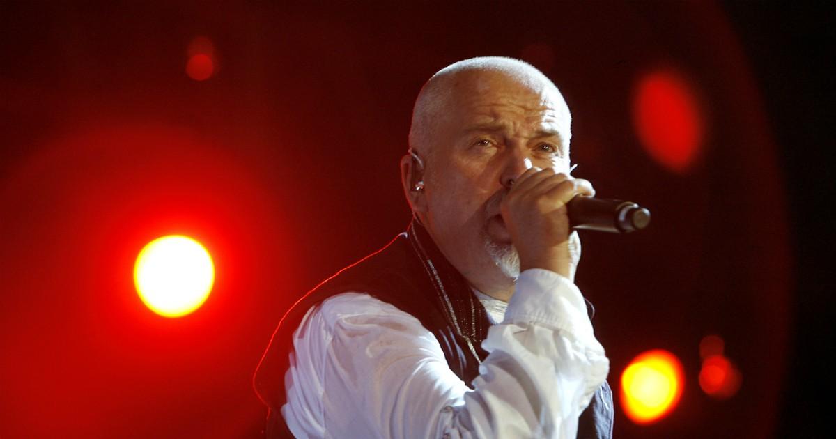 Peter Gabriel fa settanta
