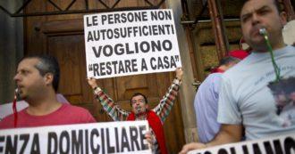 Disabilità, aumentano i richiedenti ma i soldi della Regione sono sempre gli stessi: il Comune di Roma decurta i sussidi alle famiglie