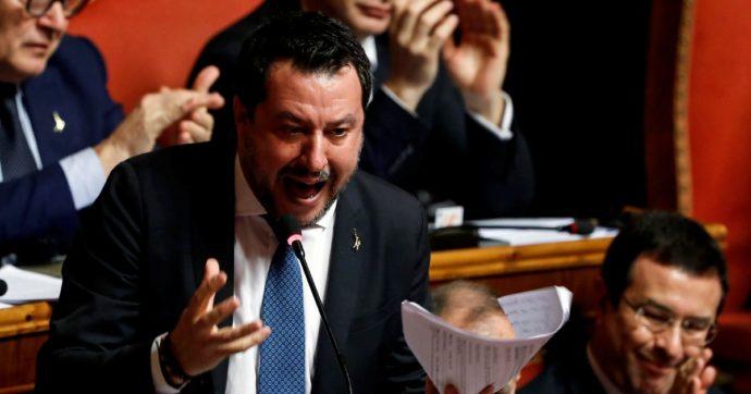 Salvini sull'aborto? Povarètt, ormai non sa più che sardine pigliare