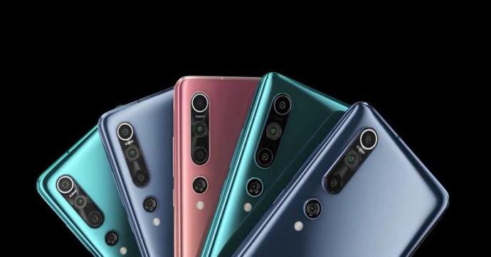 Xiaomi Mi 10 e Mi 10 Pro ufficiali, caratteristiche e immagini