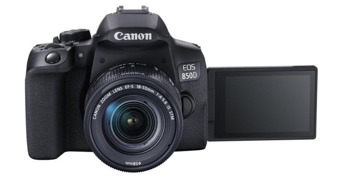 Canon EOS 850D, la nuova reflex APS-C leggera e versatile ma dal prezzo elevato