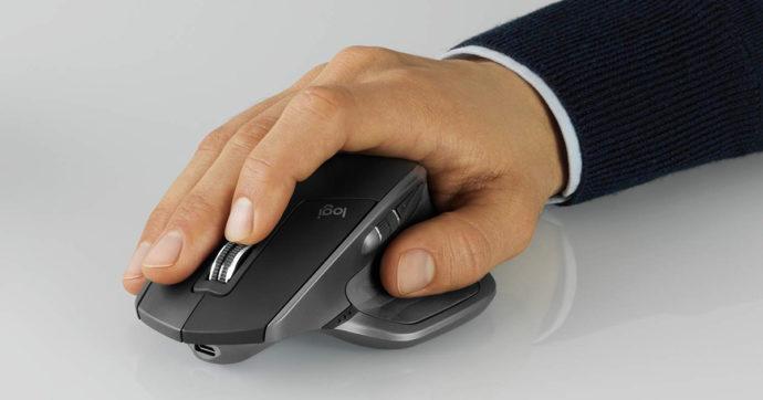 Logitech MX Master 2S, mouse top gamma a metà prezzo su Amazon