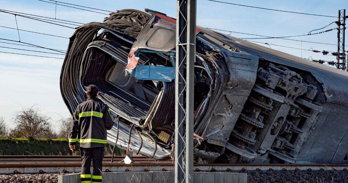 """Treno deragliato, c'era un pezzo """"difettoso"""": indagato l'ad di Alstom ferroviaria Michele Viale"""