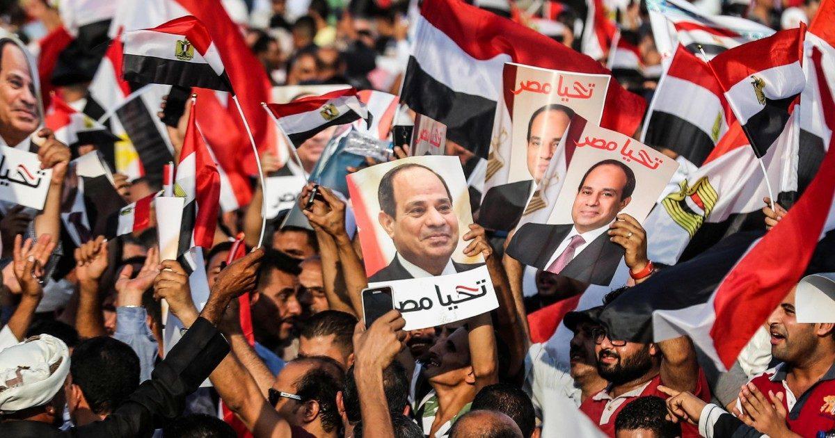 """""""Questo è il risultato se fai affari con al-Sisi"""""""
