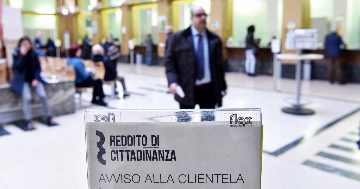 Il Reddito spinge l'economia, lo ammette anche Gentiloni
