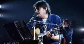 Fabrizio De Andrè e Pfm, al cinema per tre giorni 'il concerto ritrovato': un vero documento storico