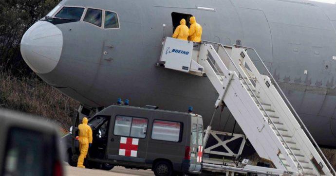 Coronavirus, Niccolò è arrivato in Italia, ricoverato allo Spallanzani: il test è negativo. Un morto in Francia: è il primo fuori dall'Asia