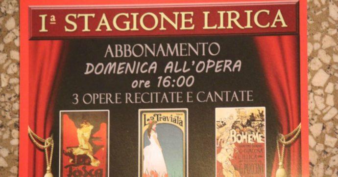 """Monza, il teatro Villoresi inaugura la sua prima stagione lirica con Tosca: """"Storie che appartengono a ciascuno di noi"""""""