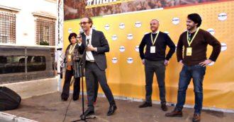 """Vitalizi, Movimento 5 stelle in piazza a Roma: """"Qui contro odioso privilegio"""". Rivedi la diretta della manifestazione"""