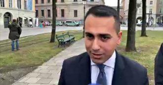 """Coronavirus, Di Maio: """"Italiani sulla Diamond Princess saranno riportati a casa con aereo militare. È priorità"""""""