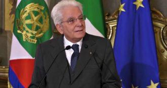 Coronavirus, Mattarella: 'Decimati gli anziani punto di riferimento. L'esperienza dell'Italia sia utile al mondo, ora serve solidarietà Ue'