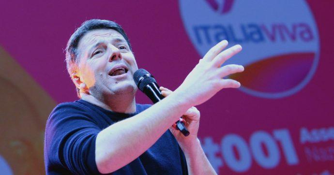"""Governo, Renzi: """"Se cade il Conte 2 ci sarà un nuovo governo, non elezioni. Cercano senatori di Italia Viva, ma non troveranno 10 Scilipoti"""""""