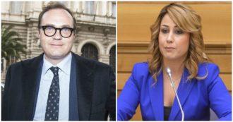 """Italia Viva, arrivano il senatore Cerno dal Pd e la deputata Rostan da Leu. L'ex direttore de L'Espresso: """"Progetto dem non è mia visione"""""""