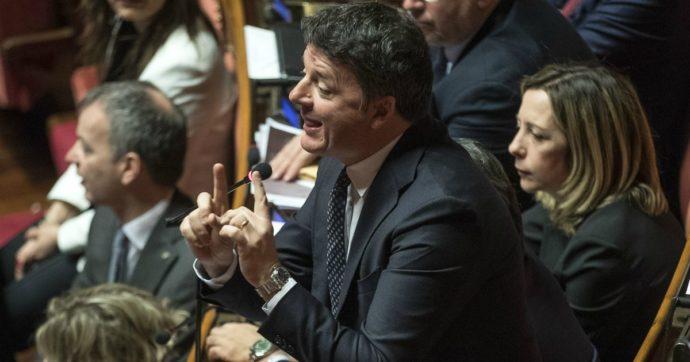"""Renzi, la nemesi: è diventato il capo della """"dittatura della minoranza"""". Da """"basta ricatti"""" alla paralisi del governo col mini-partito"""