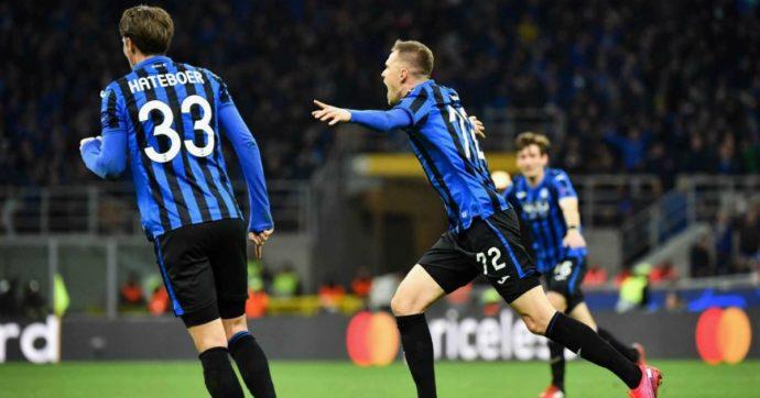 Atalanta-Valencia 4-1: i nerazzurri danno lezioni di calcio negli ottavi di Champions. Spagnoli dominati, nessuno svegli Bergamo