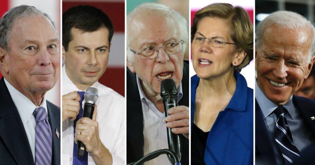 Primarie Usa, tutti i soldi dei democratici: Sanders e Warren puristi, lobby e corporation per Biden e Buttigieg. E Bloomberg fa da sé