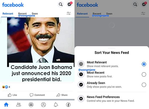 Facebook, presto potrebbero arrivare le schede per organizza