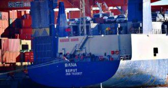 Genova, arrestato il comandante del cargo libanese Bana: sospetto traffico di armi