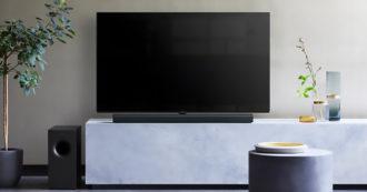 Panasonic presenta HTB400 e HTB600, due nuove soundbar con funzioni avanzate