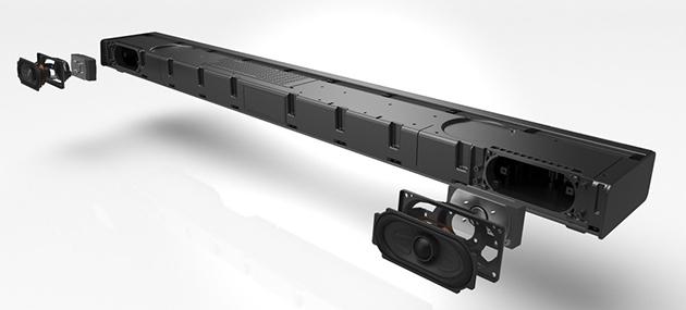 Panasonic presenta HTB400 e HTB600, due nuove soundbar con f