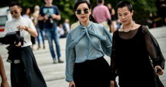 """Coronavirus, alla Milano Fashion Week 80% di operatori cinesi in meno. """"Potrebbe essere l'anno nero del lusso: a rischio lo 0,3% del Pil italiano"""""""