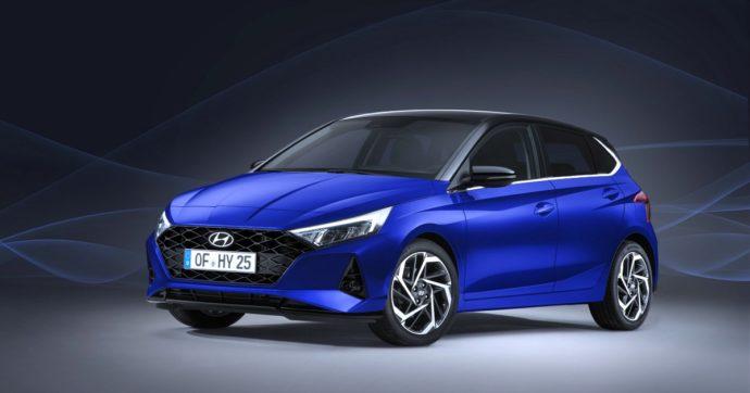Hyundai i20, svelata la nuova generazione che debutterà al salone di Ginevra