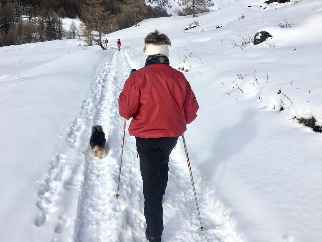 Passeggiata in Val Grande, sopra Canè.