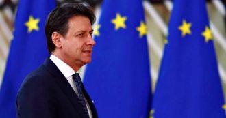"""Governo, Conte da Bruxelles: """"Sarebbe improprio se mi cercassi altre maggioranze. Renzi? Ci vedremo la prossima settimana"""""""