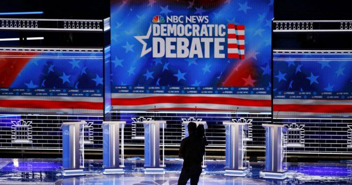 Primarie democratiche Usa, in Nevada va in scena il massacro di Mike Bloomberg: rivali lo accusano di sessismo e per lo 'stop and frisk'