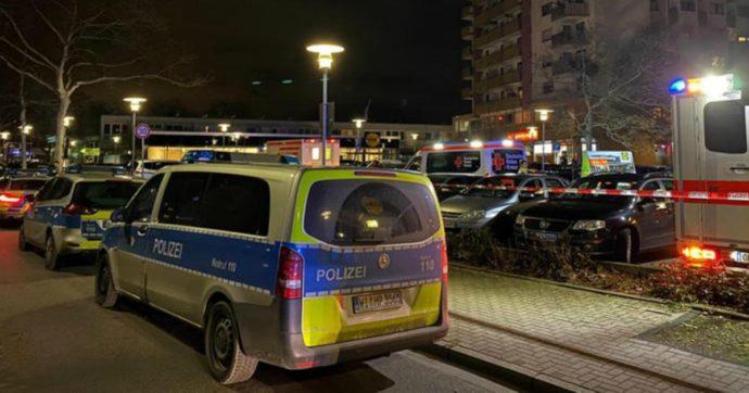Germania, sparatorie in due locali di Hanau: 8 morti e 5 feriti gravi