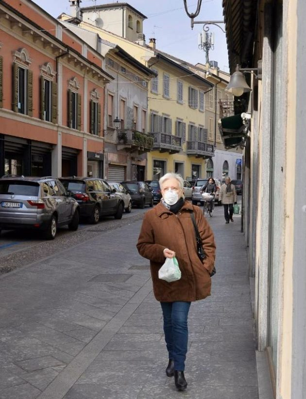 "Coronavirus: 2 contagiati in Veneto, 15 in Lombardia: ""5 son"