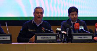 """Coronavirus, Borrelli: """"Individuate due strutture per la quarantena per 150-180 persone, a disposizione quelle delle forze armate"""""""
