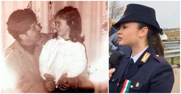 """Contrabbando, la figlia agente del finanziere ucciso 20 anni fa: """"Volevo diventare come papà, il suo sacrificio ha cambiato Brindisi"""""""