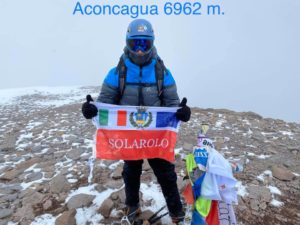 Il mio amico Chicco ha conquistato l'Aconcagua: con la tenac