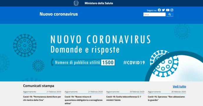 Coronavirus, il vademecum: quali sono i sintomi, cosa fare e quali precauzioni usare