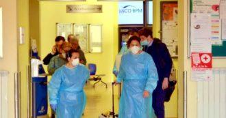 """Coronavirus, a Codogno infermieri dell'ospedale in turno da più di 30 ore: """"Così è disumano, serve un cambio. Perché non arriva altro personale?"""""""