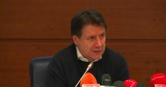 """Coronavirus, Conte: """"Adottate misure per tutelare salute italiani. Interrompere Shengen? Non vogliamo che Paese diventi lazzaretto"""""""