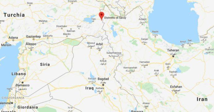 Turchia, terremoto di magnitudo 5.7 al confine con l'Iran. 7 morti, dispersi sotto le macerie