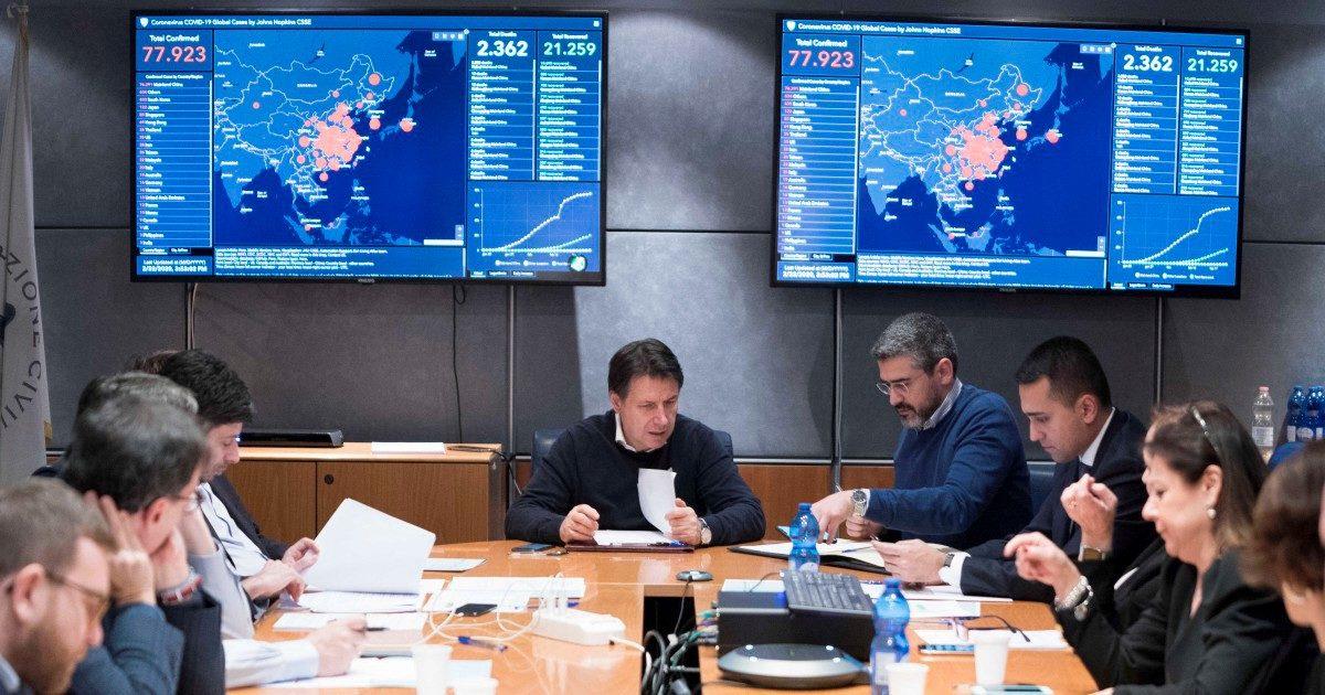 Il governo: posti di blocco per isolare lombardi e veneti