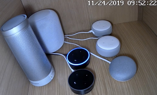 Smart speaker e privacy, uno studio ci spiega come si attiva