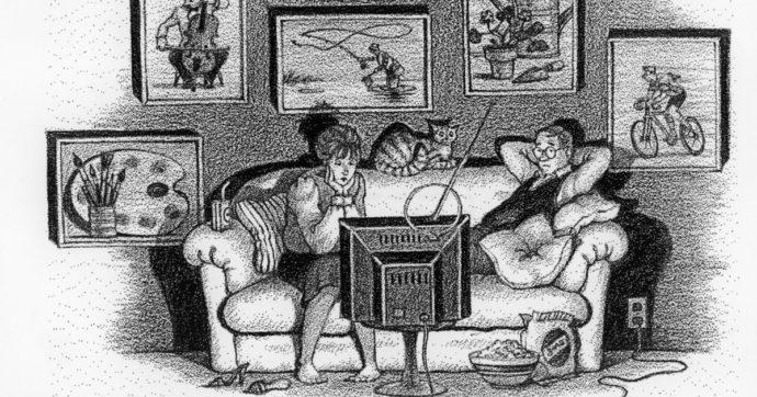 Coronavirus, scendono gli incassi dei cinema e in tv lo share si impenna: gli italiani restano a casa