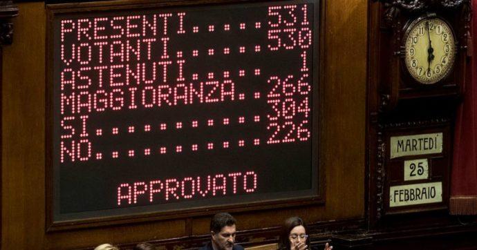 Decreto intercettazioni, la Camera conferma la fiducia con 304 voti a favore e 226 contrari