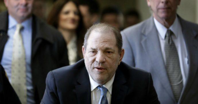 Harvey Weinstein, la sua condanna potrebbe non bastare
